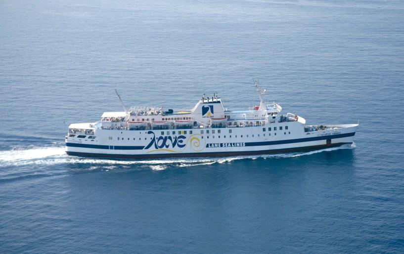ΛANE SEA LINES: Ταξιδέψτε την 28η Οκτωβρίου σε Κύθηρα και Γύθειο