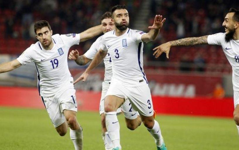 Ο Τζαβέλλας μίλησε για το ματς της Εθνικής με το Βέλγιο