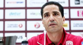 Σφαιρόπουλος: «Είμαστε πολύ περήφανοι για την ομάδα μας»