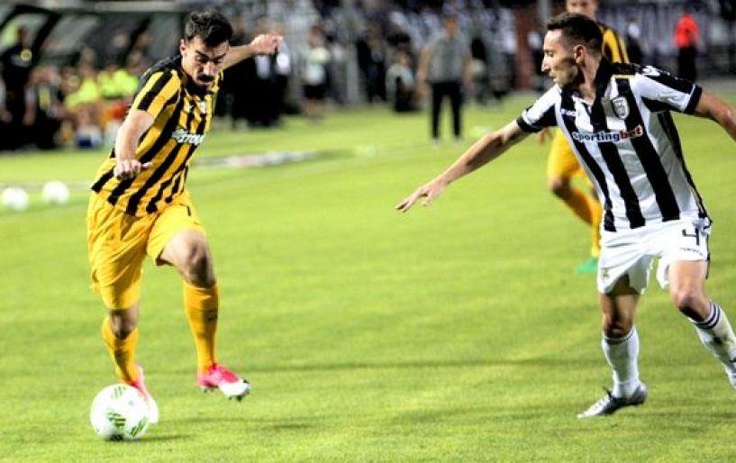 Χριστοδουλόπουλος: «Κάναμε εμφάνιση μεγάλης ομάδας»