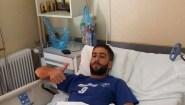 Χειρουργείο ο Ξημεράκης, περαστικά από Ρούβα