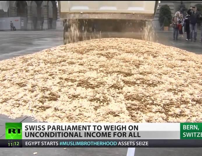 Basic Income-Βασικό Εισόδημα