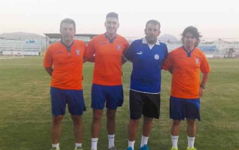 """Παπαματθαιάκης: «Στόχος της ομάδας να είμαστε… Ηρόδοτος"""""""