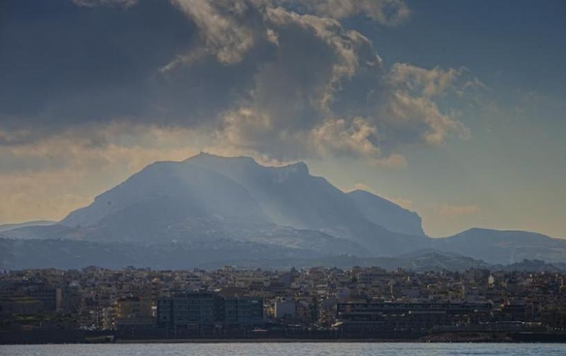 Γιούχτας,το θεόμορφο βουνό  [Photos]