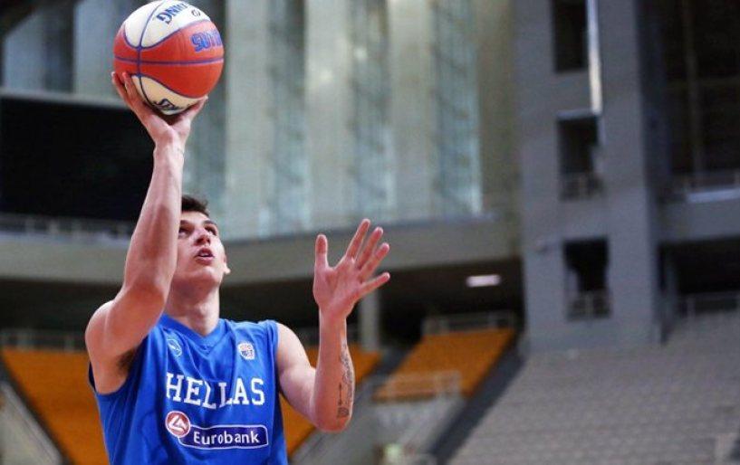 Ο Μήτογλου αναφέρθηκε στο ντεμπούτο του στην Εθνική