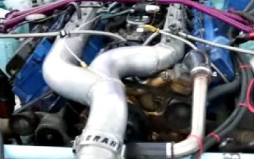 Πρόσθεσε nitro σε drift car…