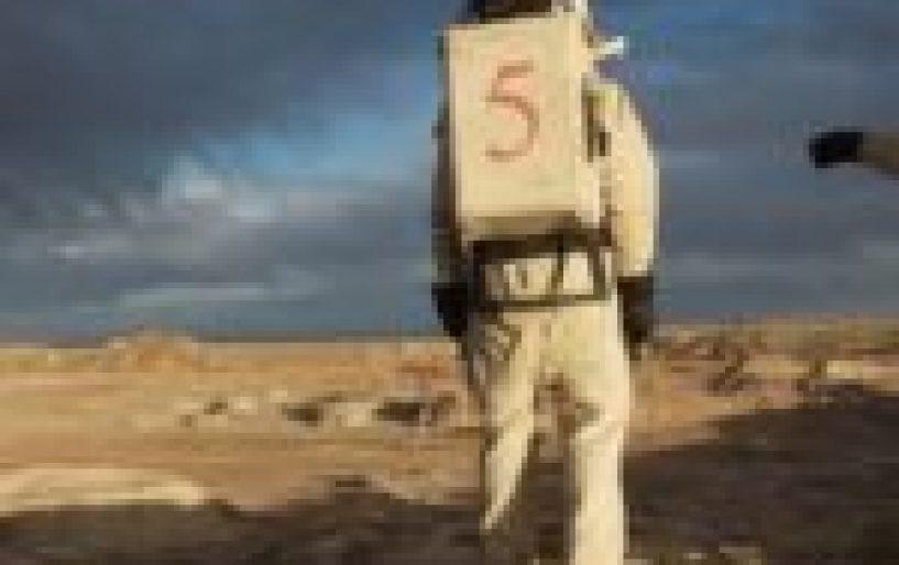Αστροναύτες προετοιμάζονται για το πρώτο ταξίδι στον Άρη…