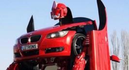 Οι αυτοκινητοβιομηχανίες ρίχνουν λεφτά στα… Transformer μοντέλα τους!!!