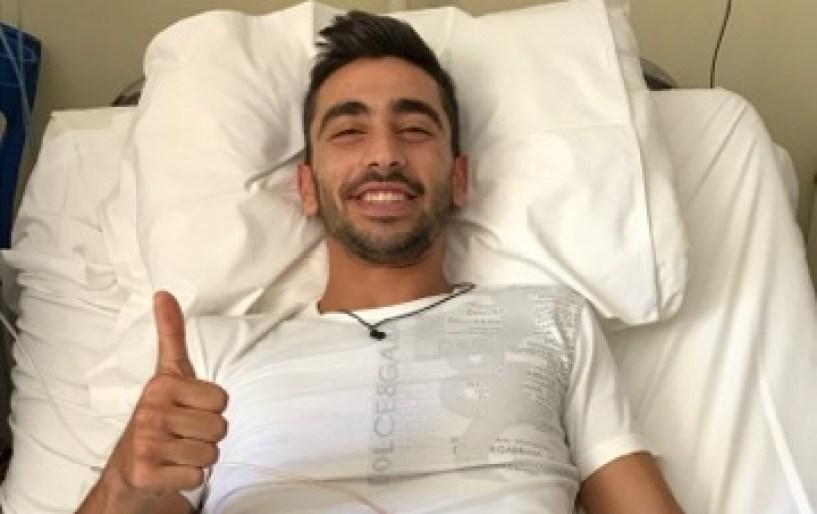 Πέρασε την… πόρτα του χειρουργείου ο Ε. Καρβουνάκης