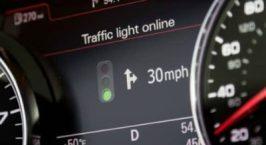 Τα αυτοκίνητα της Audi θα… μιλούν με τα φανάρια στο δρόμο