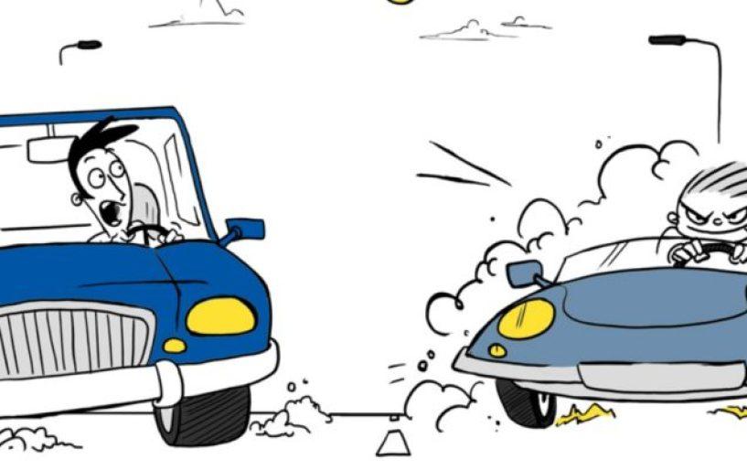 Η επικίνδυνη οδήγηση είναι… μεταδοτική!!!