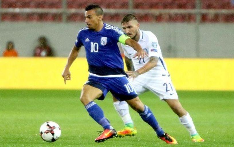 Χαραλαμπίδης: «Θέλουμε να παίξουμε για μας»
