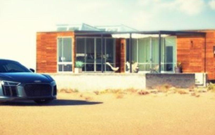 Έχεις Audi R8 και σου τέλειωσε ο καφές, τι κάνεις;