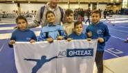 Στο Πανελλήνιο Πρωτάθλημα εφήβων – νεανίδων ο ΘΗΣΕΑΣ