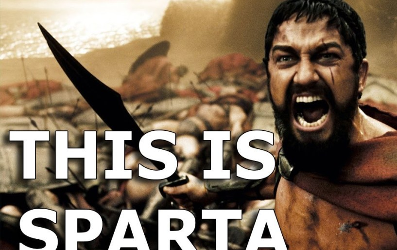 This… is SPARTA