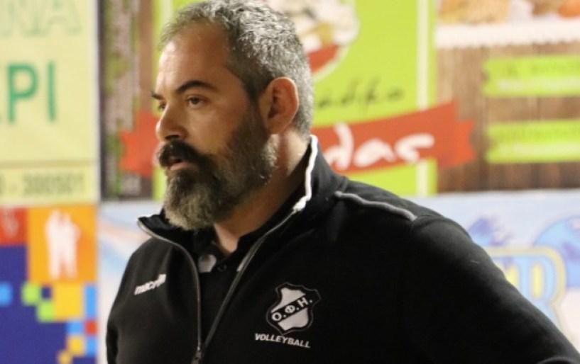 """Ζλατιλίδης: """"Νίκη σήμερα και μετά βλέπουμε το παιχνίδι της Πάτρας"""""""
