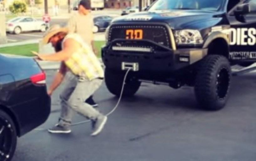 Μην μπαίνετε στον δρόμο του… diesel κάφρου!!!