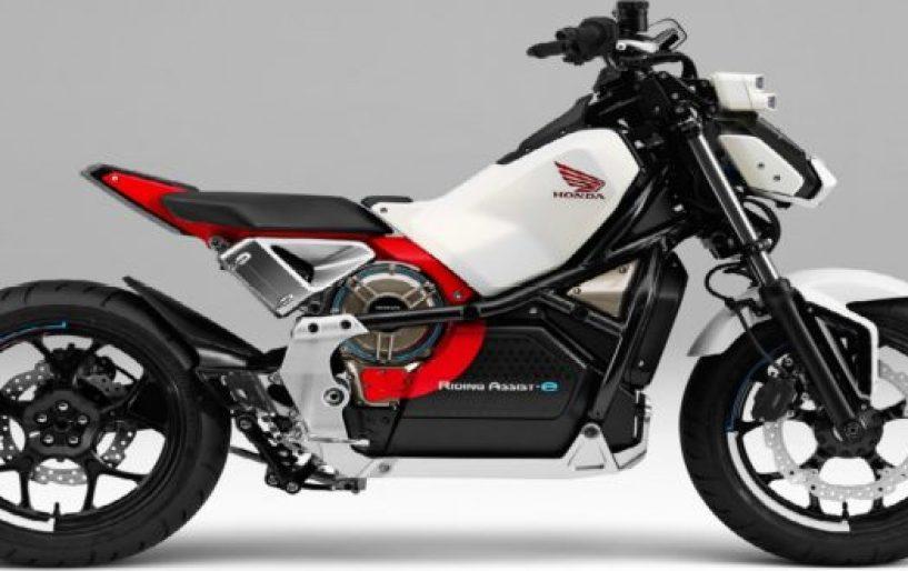 Ήρθε και η μοτοσικλέτα που… ισορροπεί μόνη της!!!