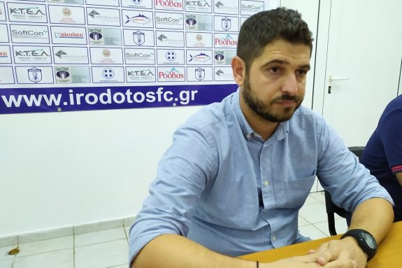 "Video | Σούργιας: ""Το δεύτερο Ημίχρονο θα πρέπει να είναι οδηγός για την συνέχεια"""