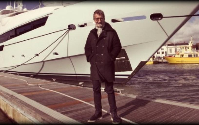 Το απόλυτο yacht του Eddie Jordan!!!