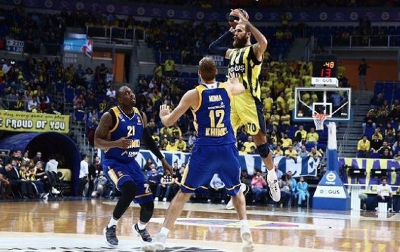 Χωρίς Ελληνική ομάδα το πρώτο μέρος της 29ης αγωνιστικής