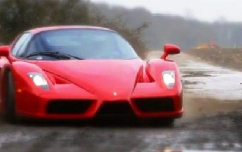 Βγάλανε τα supercars στα χώματα!!!