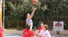 Ολοκληρώθηκε το 4ο «Cretan Kings Assist Basketball»