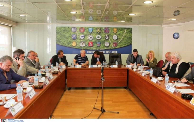 Τριμελής Επιτροπή δρομολογεί τα θέμα της Λίγκας