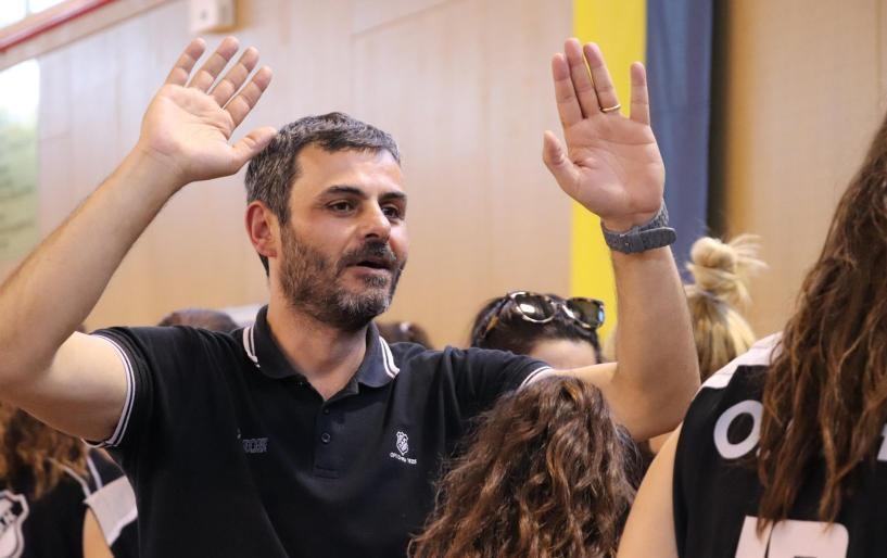 Καρλάφτης: «Να ευχαριστηθούμε το οτι είμαστε στις έξι καλύτερες ομάδες της Ελλάδας»