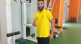 Λαμπάκης: «Χαίρομαι που η επιστροφή μου έγινε στο γήπεδο των Τρικάλων»