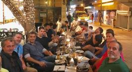 Το «αποχαιρετιστήριο» τραπέζι του Ηράκλειο ΟΑΑ