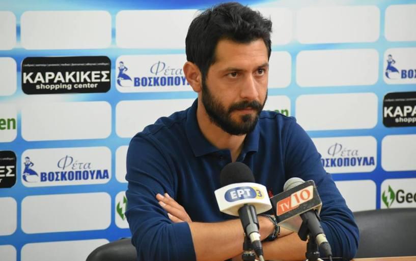 Πετράκης: «Αποδίδουμε αρκετά καλά κόντρα σε οποιοδήποτε αντίπαλο»