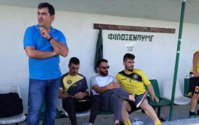Τέλος από τον Α.Ο. Ανθεστίων ο Τιτομιχελάκης