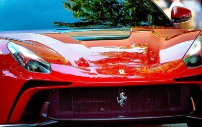Η Ferrari χρησιμοποιεί αρχαία Eλληνικά