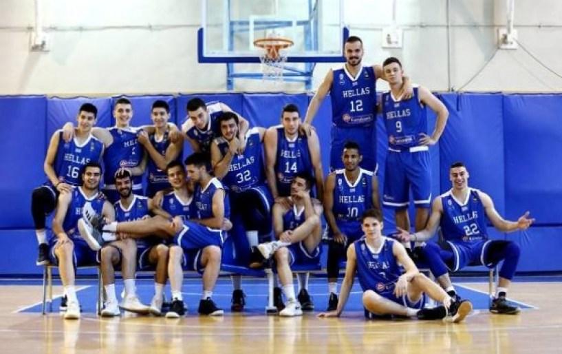 Στην Κροατία η Εθνική U20 για τουρνουά πριν το  Ευρωπαϊκό Πρωτάθλημα
