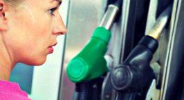 Καίνε οι τιμές της αμόλυβδης βενζίνης