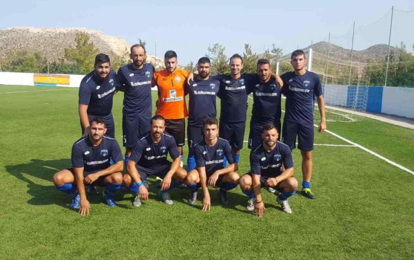 Το… αντίο έξι ποδοσφαιριστών στη Δαμάστα!