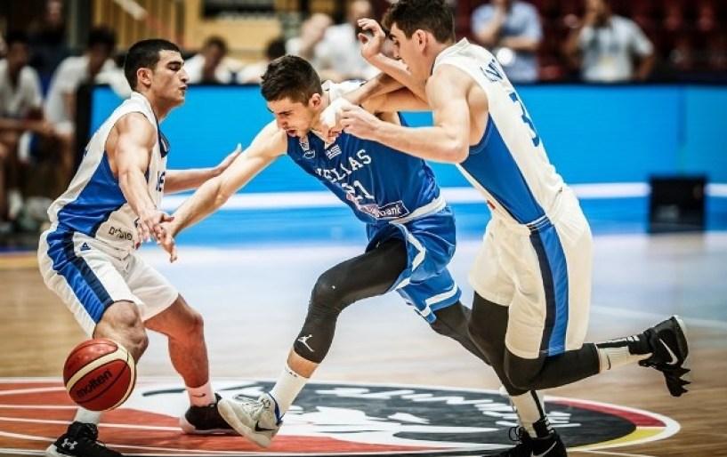 Βαριά ήττα για την «U20» από το Ισραήλ