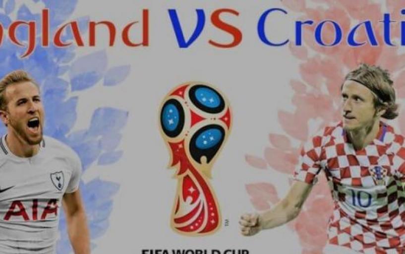 Αγγλία και Κροατία για μία θέση τον Τελικό