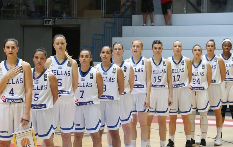 Με την Κύπρο για τις θέσεις 9-16 η Εθνική Νεανίδων