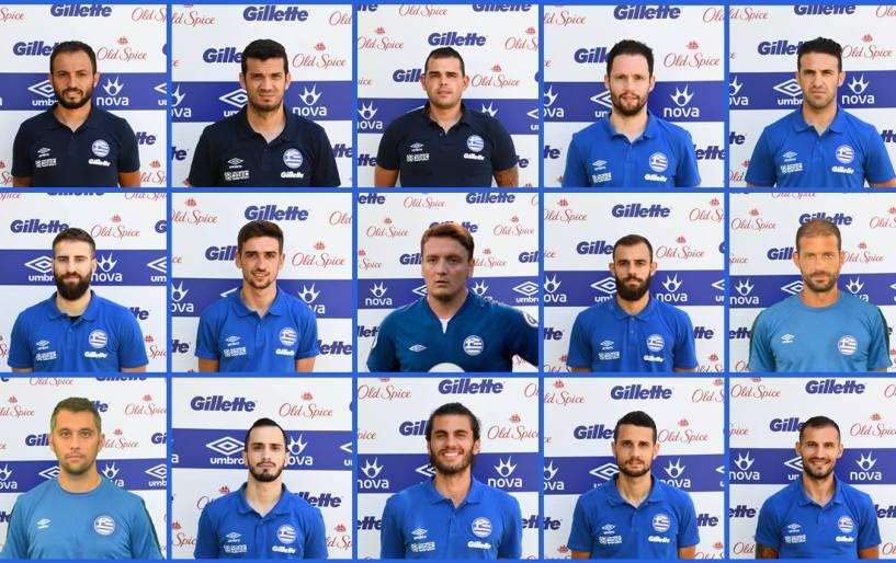 Με Ζέκα πρεσβευτή η Ελλάδα στο SOCCA World Cup! (vid)