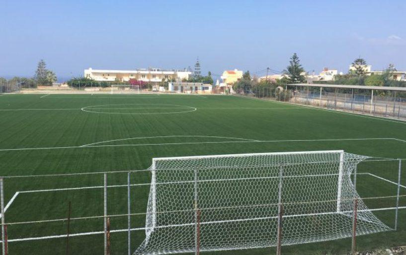 «Kουκλί» γίνεται το γήπεδο στον Γαλατά Χανίων