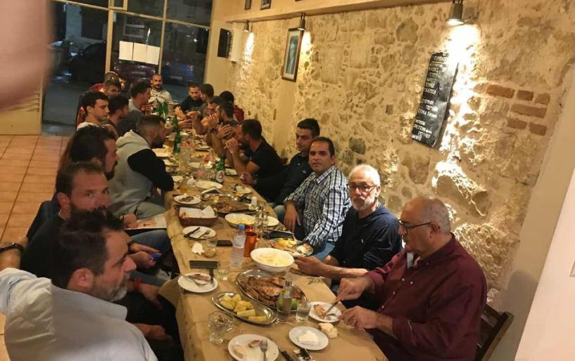 Τραπέζι στον ΠΑΟΚ από τον Χρηστάκη