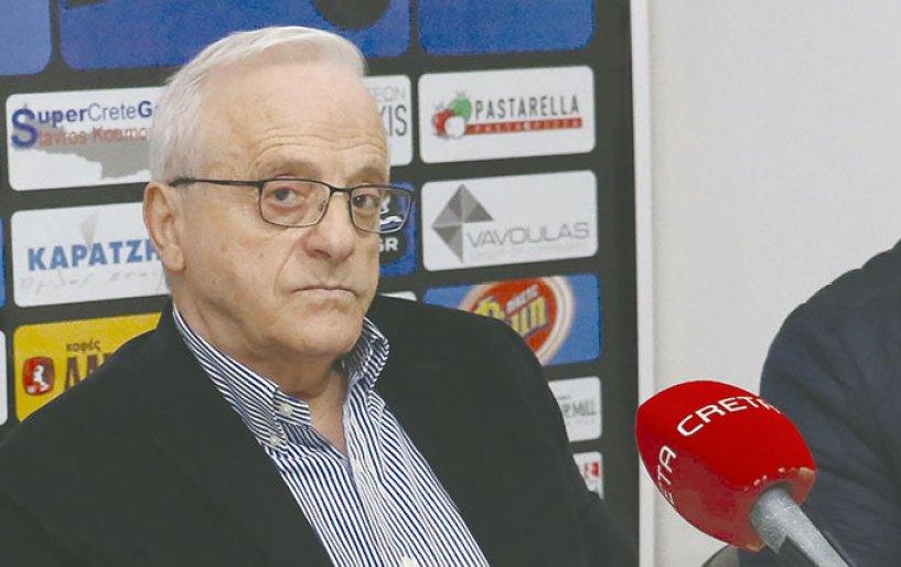 Καζανάκης: «Η ομάδα θα απογειωθεί»