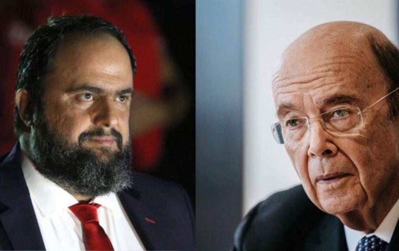 Ταράζει τα νερά της διεθνούς ναυτιλίας ο Bαγγέλης Μαρινάκης