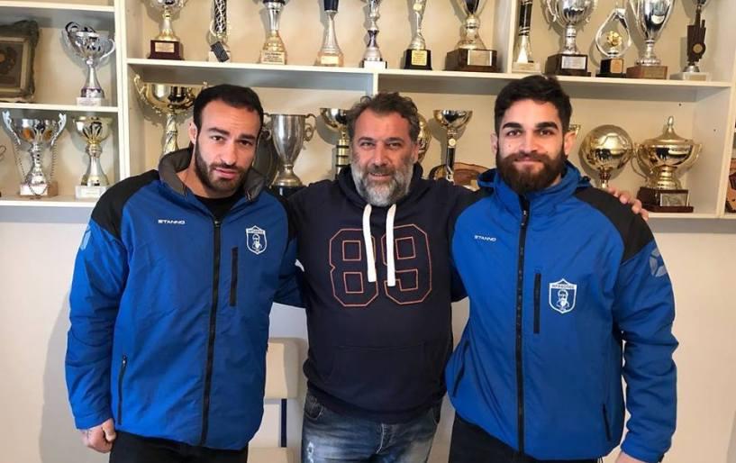 Ανακοίνωσε Χατζηλιάδη και Γραίκο ο Ηρόδοτος - Football League ... f2c6c5085d9