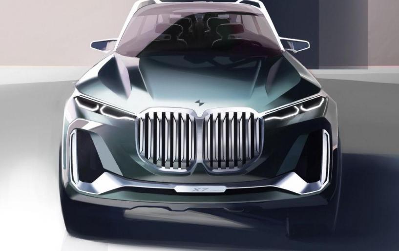 Οι υψηλές βλέψεις της τετραθέσιας BMW X8