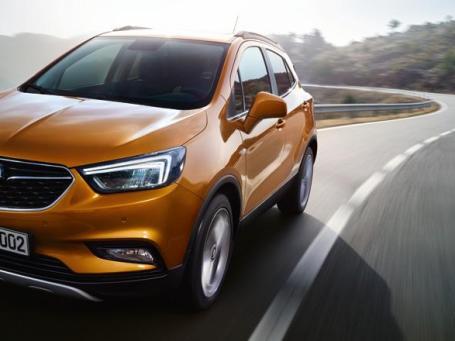Και αμιγώς ηλεκτροκίνητο το νέο Opel Mokka X