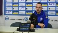 Βαρδάκης: «Θα αφιερώναμε την νίκη στον Γιώργο Πετράκη»