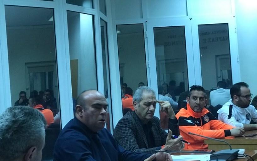 Pics | Με όραμα η πρώτη συνάντηση για την ενιαία ομάδα Μαλεβιζίου